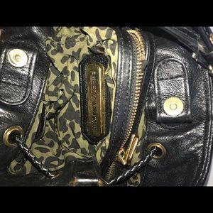 Rebecca Minkoff Bags - Rebecca Minkoff leather and fur Chase bucket bag